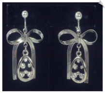 Clip Earrings - Fashion (SKU: SOL6148)