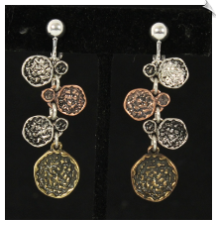 Clip Earrings - Fashion (SKU: SOL6205)