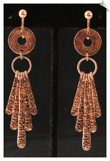Clip Earrings - Fashion (SKU: SOL6224)