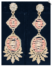 Clip Earrings - Fashion (SKU: SOL6379)