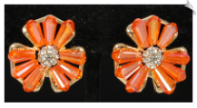 Clip Earrings - Fashion (SKU: SOL6462)