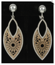 Clip Earrings - Fashion (SKU: SOL6541)