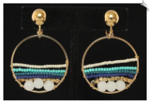 Clip Earrings - Fashion (SKU: SOL6592)