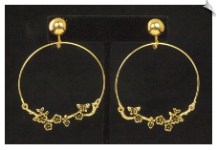 Clip Earrings - Fashion (SKU: SOL6655)