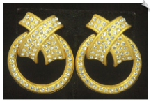 Clip Earrings - Big & Bold (SKU: SOL6749)
