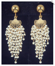 Clip Earrings - Fashion (SKU: SOL6763)