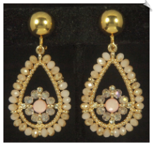 Clip Earrings - Fashion (SKU: SOL6764)