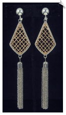 Clip Earrings - Fashion (SKU: SOL6765)