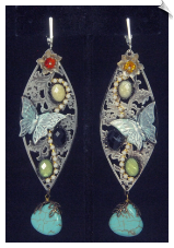 Clip Earrings - Fashion (SKU: SOL6770)