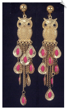 Clip Earrings - Fashion (SKU: SOL6776)