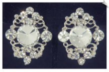Clip Earrings - Fashion (SKU: SOL6782)