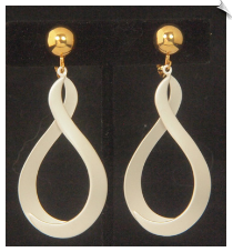 Clip Earrings - Modern (SKU: SOL6854)