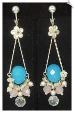Clip Earrings - Fashion (SKU: SOL6875)