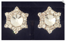 Clip On Earrings - Fashion (SKU: SOL4630)