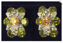 Clip Earrings - Fashion Classic (SKU: SOL5073)