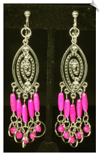 Clip Earrings - Fashion (SKU: SOL7067)