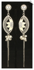 Clip Earrings - Fashion (SKU: SOL7025)