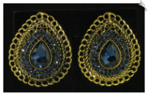 Clip On Earrings - Fashion (SKU: SOL4596)
