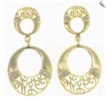 Clip Earrings - Fashion (SKU: SOL6078)