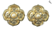 Clip Earrings - Fashion Classic (SKU: SOL6744)