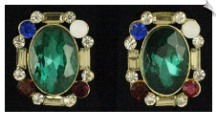 Clip On Earrings - Fashion Classic (SKU: SOL4988)