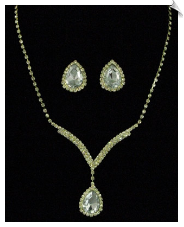 Necklace Sets - Glamour (SKU: SOL4982)