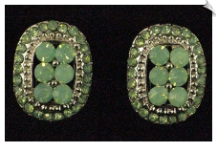 Clip On Earrings - Fashion (SKU: SOL4629)