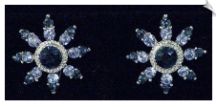 Clip Earrings - Classic (SKU: SOL6245)