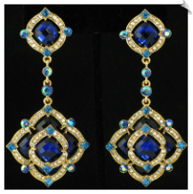 Clip On Earrings- Fashion (SKU: SOL4088)
