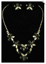 Necklace Set - Silver (SKU: SOL5292)