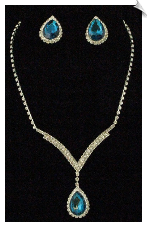 Necklace Set- Glamour (SKU: SOL5293)