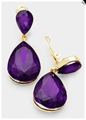 Clip Earrings Fashion