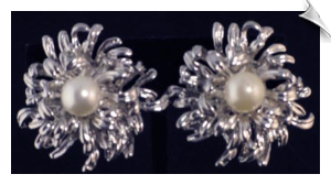 Clip On Earrings - Classic