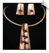 Necklace Set - Art Deco