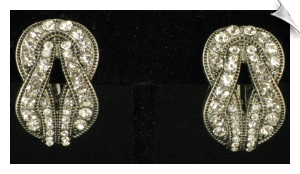 Clip On Earrings - Classic 4135