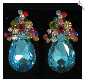 Clip On Earrings - Fashion