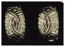 Clip On Earrings - Petites (SKU: SOL1351)
