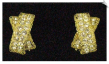 Clip On Earrings - Petites (SKU: SOL1352)