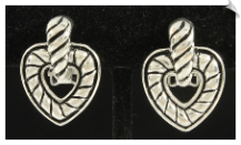 Clip On Earrings - Petite (SKU: SOL6241)