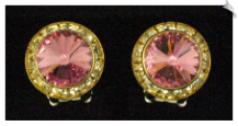 Clip On Earrings - Fashion (SKU: SOL2193)
