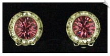 Clip On Earrings - Petite (SKU: SOL2278)