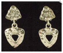Clip On Earrings - Petite (SKU: SOL2572)
