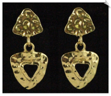 Clip On Earrings - Petite (SKU: SOL2573)