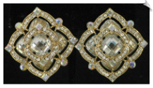 Clip On Earrings - Fashion Classic (SKU: SOL4051)