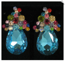 Clip On Earrings - Fashion (SKU: SOL4352)