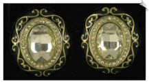 Clip On Earrings - Fashion Classic (SKU: SOL4906)