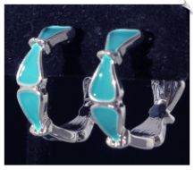 Clip Earrings - Hoops (SKU: SOL6006)