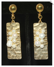 Clip Earrings - Fashion (SKU: SOL6033)