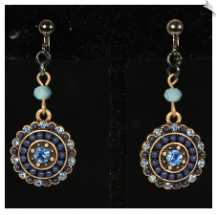 Clip Earrings - Fashion (SKU: SOL6206)