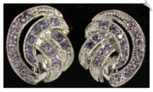 Clip Earrings - Classic (SKU: SOL6288)